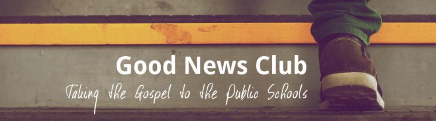 Your church can begin a Good News Club in your community!